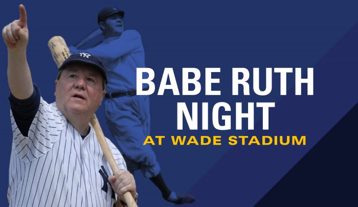Babe Ruth is Coming to Town - Duluth Huskies : Duluth Huskies