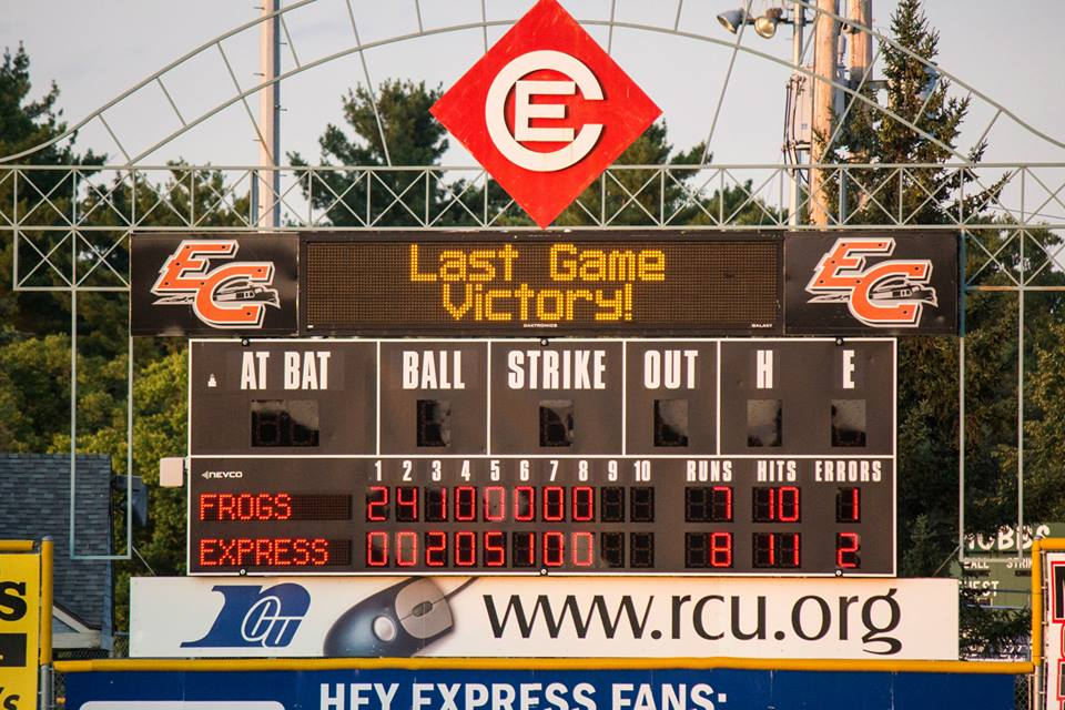 express games in eau claire