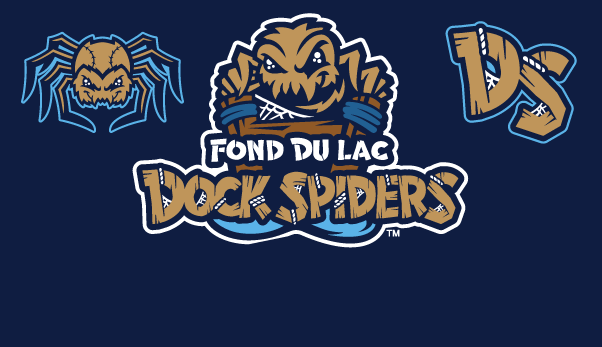 Image result for fond du lac dock spiders logo