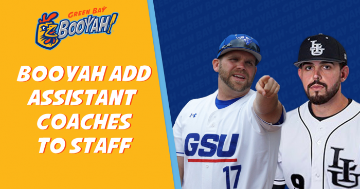 Booyah Add Assistant Coaches To Staff
