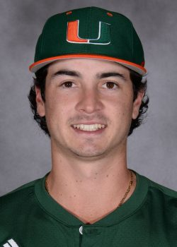 2016-17 Miami Hurricanes Athletics Head Shots