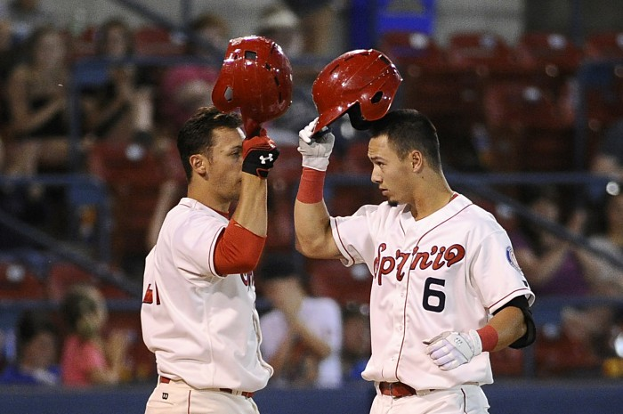 Photo Credit: James Snook/Spokane Indians