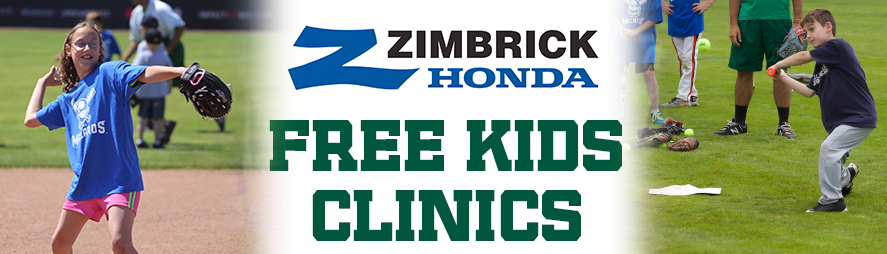Zimbrick Honda Will Once Again Offer FREE Kids Clinics For Area Kids Ages 5  U2013 14. These Clinics, Coached By Mallards Manager Donnie Scott And Current  ...