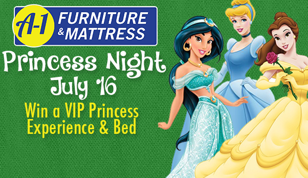 A1 Furniture Amp Mattress Princess Night Madison Mallards