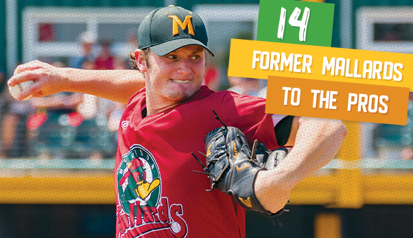 14 Former Mallards Selected in 2019 MLB First-Year Player Draft
