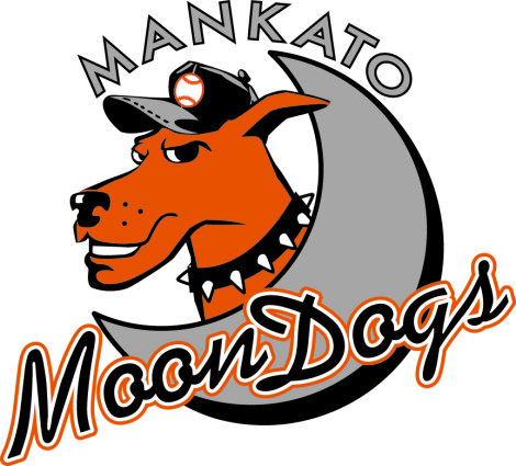 MoonDogs Logo for white