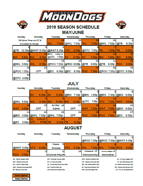 graphic relating to Minnesota Twins Printable Schedule referred to as 2019 Timetable is Introduced, Opening Working day established for May well 28