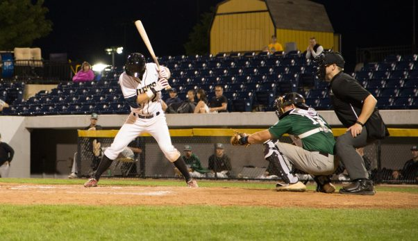 Rockford Rivets second baseman David Cronin hit .316 in 2016.