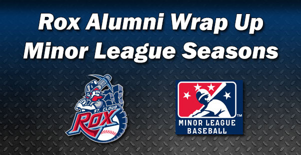 Rox Alumni Wrap up Minor League Seasons