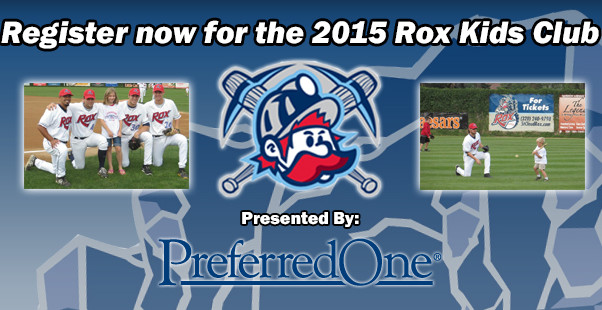 Register now for the 2015 Rox Kids Club