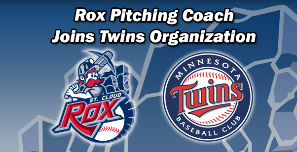Rox Pitching Coach Joins Twins Organization