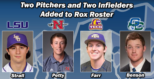 Two Pitchers and Two Infielders Added to Rox Roster