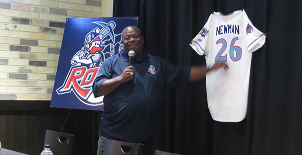 Rox Introduce Two-Time World Series Winner Al Newman as Assistant Coach