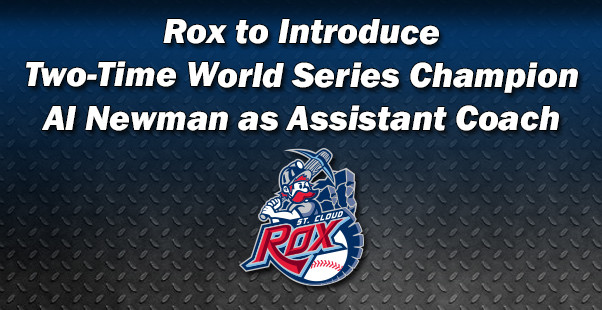Rox to Introduce Two-Time World Series Winner Al Newman as Assistant Coach