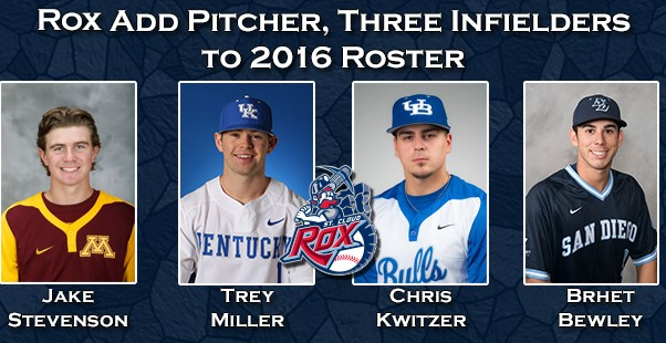 Rox Add Pitcher, Three Infielders to 2016 Roster