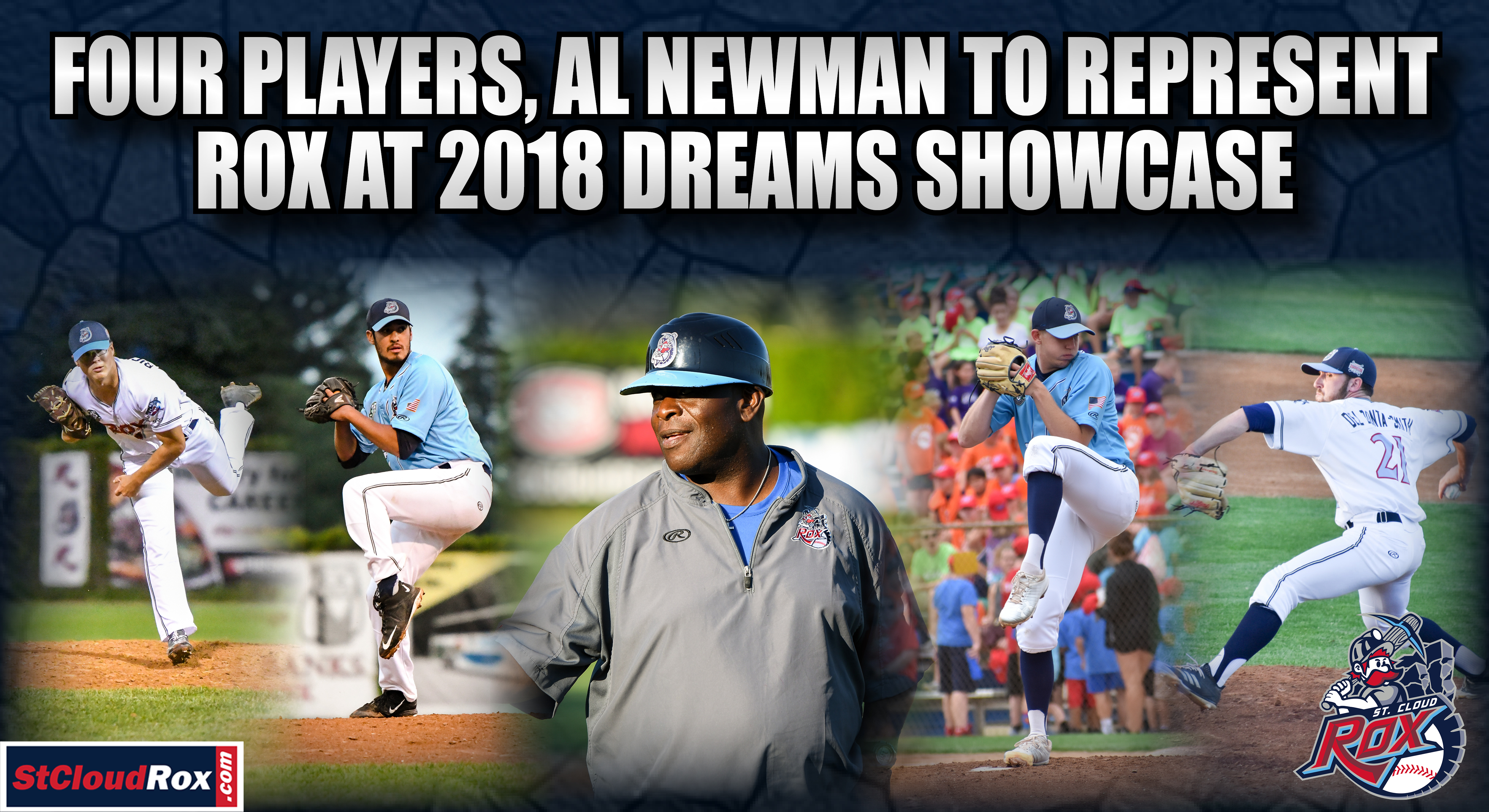 Four Players, Al Newman to Represent Rox at 2018 Dreams