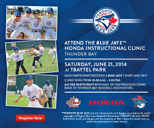 Blue Jays Clinic