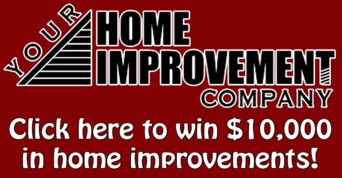 Your Home Improvement Offer