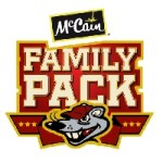 McCain Family Pack Logo