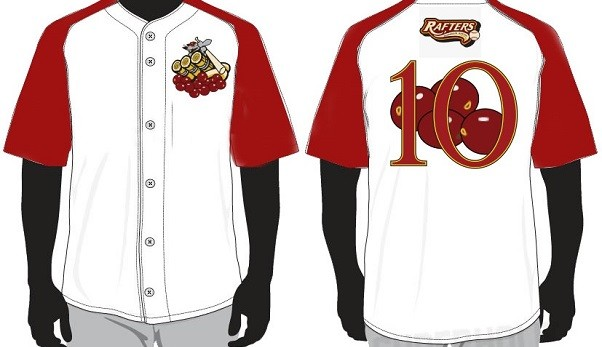 Rafters Cranberry Jersey Design-web home