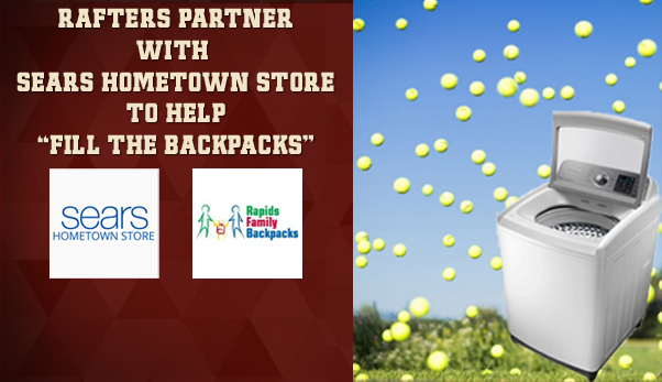 Sears Hometown Store Fill The Backpacks Release