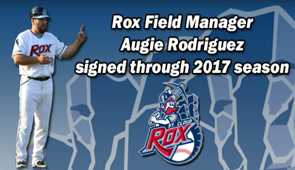 Augie Rodriguez Signed Through 2017 Season