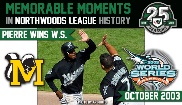 Looking Back: Juan Pierre First NWL Alum to Win World Series
